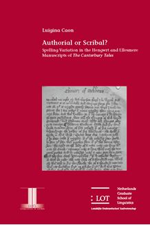 Picture of Authorial or Scribal? Spelling Variation in the Hengwrt and Ellesmere Manuscripts of the Canterbury Tales