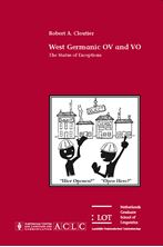 Picture of West Germanic OV and VO: The Status of Exceptions