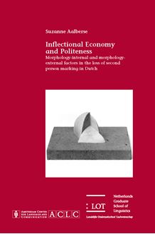 Picture of Inflectional Economy and Politeness: Morphology-internal and morphology-external factors in the loss of second person marking in Dutch