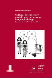 Picture of Cultural evolutionary modeling of patterns in language change : Exercises in evolutionary linguistics
