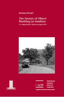 Picture of The Syntax of Object Marking in Sambaa: A comparative Bantu perspective