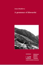 Picture of A grammar of Khwarshi