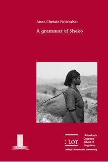 Picture of A grammar of Sheko