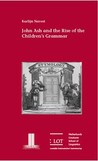Picture of John Ash and the Rise of the Children's Grammar