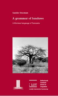 Picture of A grammar of Sandawe: A Khoisan language of Tanzania