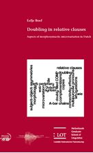 Picture of Doubling in relative clauses: Aspects of morphosyntactic microvariation in Dutch