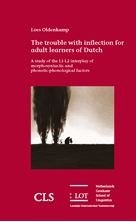 Picture of The trouble with inflection for adult learners of Dutch: A study of the L1-L2 interplay of morphosyntactic and phonetic-phonological factors