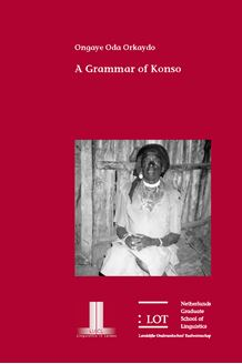 Picture of A Grammar of Konso