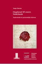 Picture of Ongekend 18e-eeuws Nederlands: Taalvariatie in persoonlijke brieven