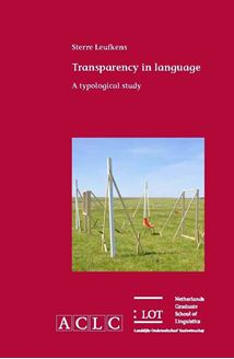 Picture of Transparency in language: A typological study