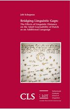 Picture of Bridging Linguistic Gaps: Effects of linguistic Differences on the Adult Learnability of Dutch as an Additional Language