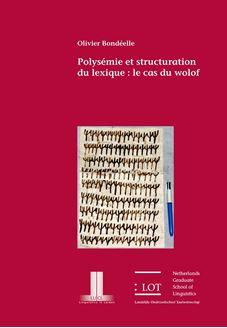 Picture of Polysémie et structuration du lexique: le cas du wolof