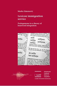 Picture of Lexicon immigration service - Prolegomena to a theory of loanword integration