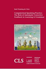 Picture of Computerised Speaking Practice: The Role of Automatic Corrective Feedback in Learning L2 Grammar