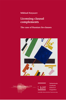 Picture of Licensing clausal complements