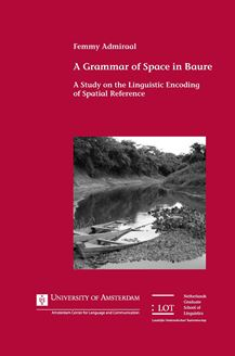 Picture of A Grammar of Space in Baure