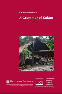 Picture of A Grammar of Kakua