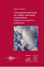 Picture of Conceptual restrictions on weakly referential constructions