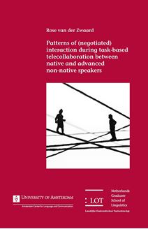 Picture of Patterns of (negotiated) interaction during task-based telecollaboration between native and advanced non-native speakers.