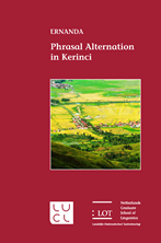 Picture of Phrasal Alternation in Kerinci
