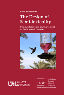 Picture of The design of semi-lexicality