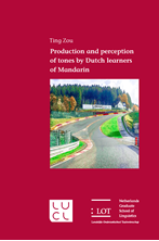 Picture of Production and perception of tones by Dutch learners of Mandarin