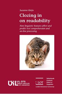 Picture of Clozing in on readability