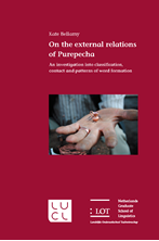 Picture of On the external relations of Purepecha: An investigation into classification, contact and patterns of word formation