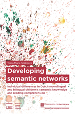 Picture of Developing semantic networks