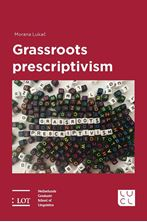 Picture of Grassroots Prescriptvism