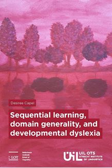 Picture of Sequential learning, domain generality, and developmental dyslexia