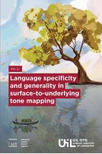 Picture of Language specificity and generality in the mapping between surface and underlying tones
