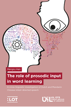Picture of The role of prosodic input in word learning