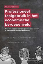 Picture of Professioneel taalgebruik in het economische beroepenveld