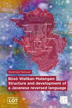 Picture of Bòsò Walikan Malangan: Structure and development of a Javanese reversed language