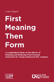 Picture of First Meaning Then Form