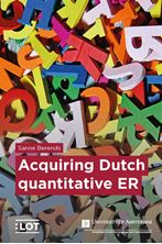Picture of Acquiring Dutch quantitative ER