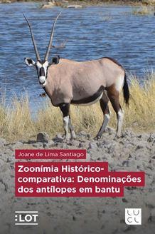 Picture of Zoonímia Histórico-comparativa : Denominações dos antílopes em bantu