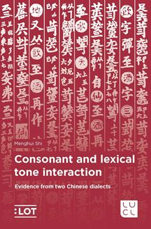 Picture of Consonant and lexical tone interaction - Evidence from two Chinese dialects
