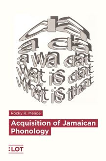 Picture of Acquisition of Jamaican Phonology