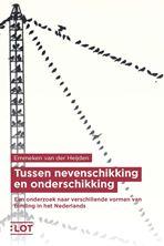 Picture of Tussen neven- en onderschikking