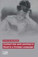Picture of Context Use and Learning to Read in a Foreign Language