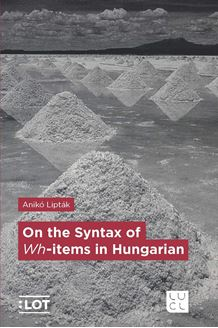 Picture of On the Syntax of Wh-items in Hungarian