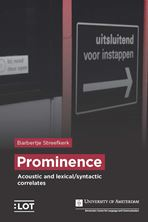 Picture of Prominence. Acoustical and lexical/syntactic correlates