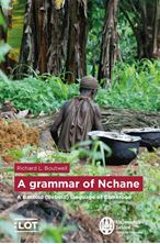 Picture of A grammar of Nchane - A Bantoid (Beboid) language of Cameroon