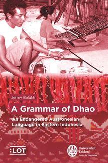 Picture of A Grammar of Dhao - An Endangered Austronesian Language in Eastern Indonesia