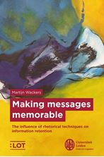 Picture of Making messages memorable
