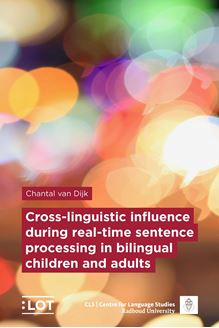 Picture of Cross-linguistic influence during real-time sentence processing in bilingual children and adults